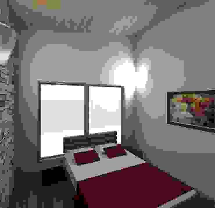 dormitorio 2 Anexos de estilo moderno de Diseño Store Moderno