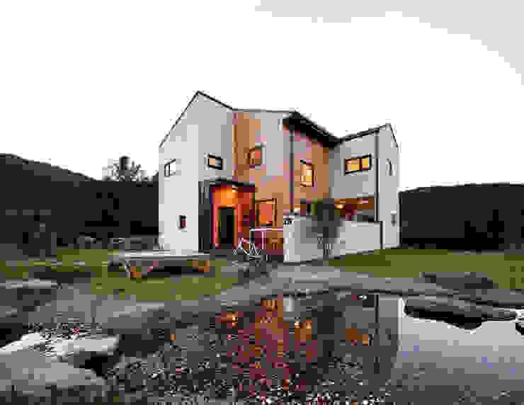 주택설계전문 디자인그룹 홈스타일토토 Maisons modernes