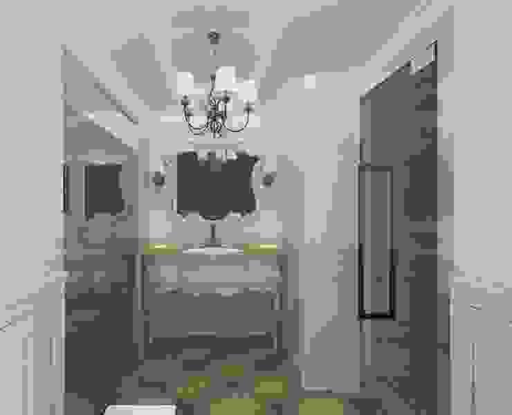 LBC İNŞAAT-ÖRNEK DAİRE Klasik Banyo ESA PARK İÇ MİMARLIK Klasik