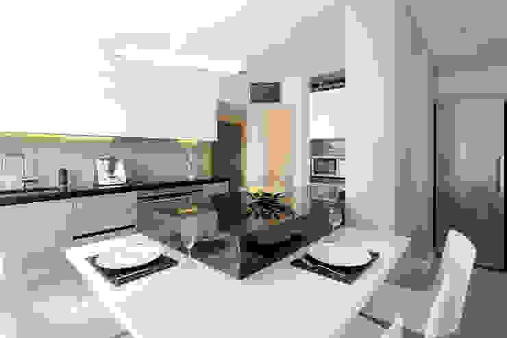 fernando piçarra fotografia が手掛けたキッチン, モダン