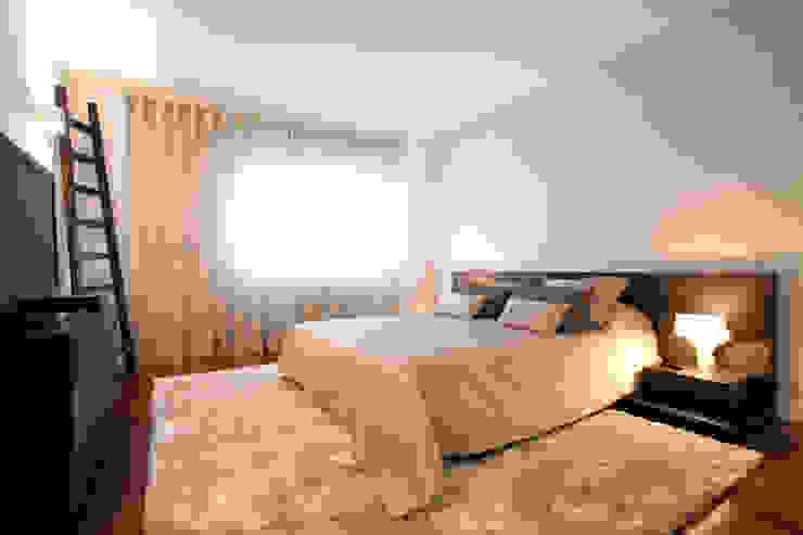 fernando piçarra fotografia が手掛けた寝室, モダン