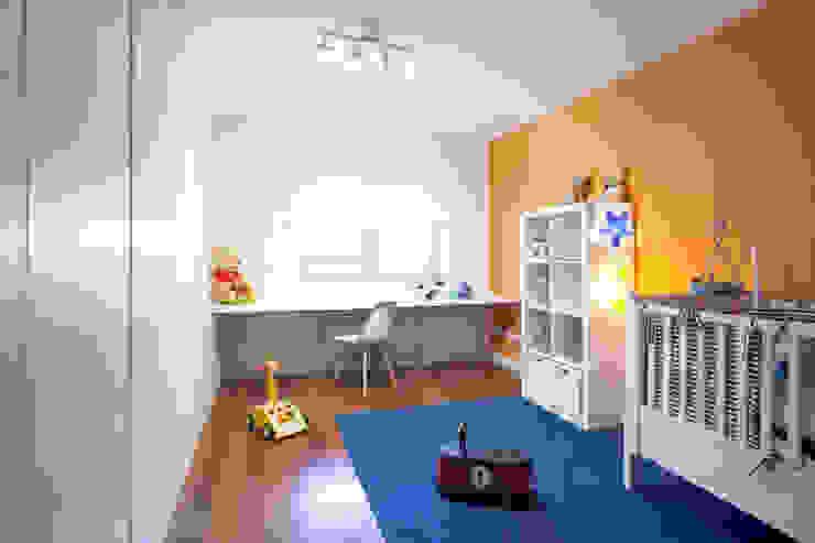 fernando piçarra fotografia が手掛けた子供部屋, モダン