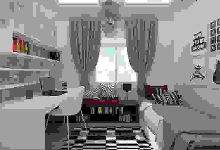 Dormitorios infantiles de estilo moderno de ESA PARK İÇ MİMARLIK Moderno