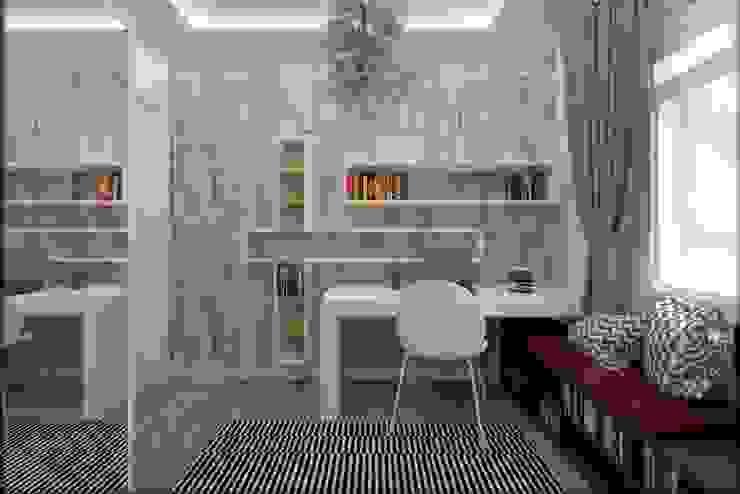 LBC İNŞAAT- AYDINLIKEVLER ÖRNEK DAİRE Modern Çocuk Odası ESA PARK İÇ MİMARLIK Modern