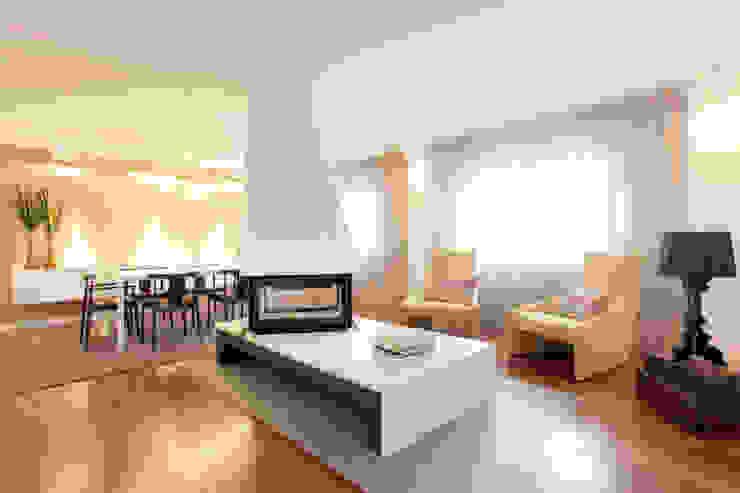 Living room by fernando piçarra fotografia , Modern