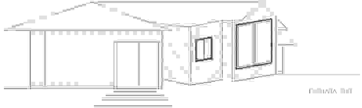 Houses by Loft estudio C.A.,