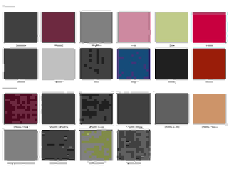 Futon Sofa Bed Colourways od Asia Dragon Furniture from London Azjatycki