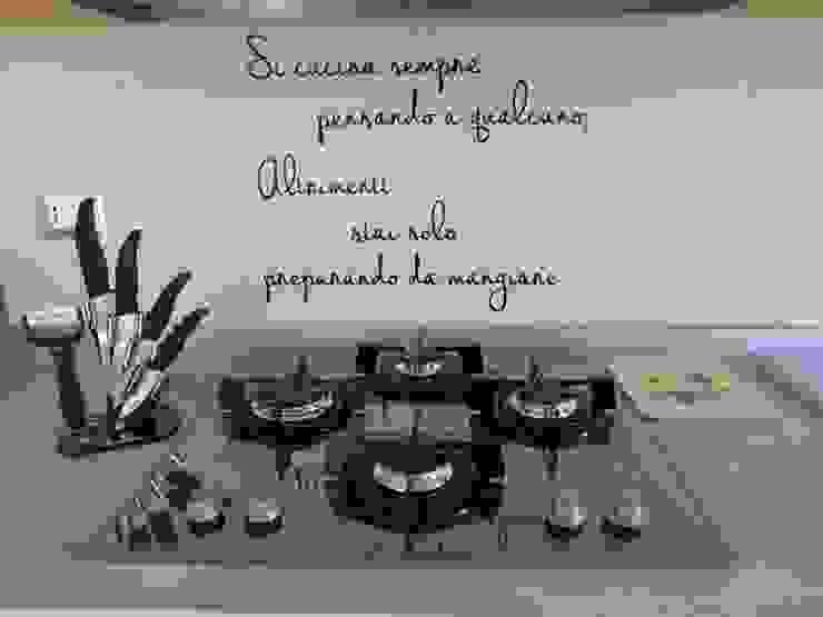 Cucine e Design CocinaVasos, cubiertos y vajilla