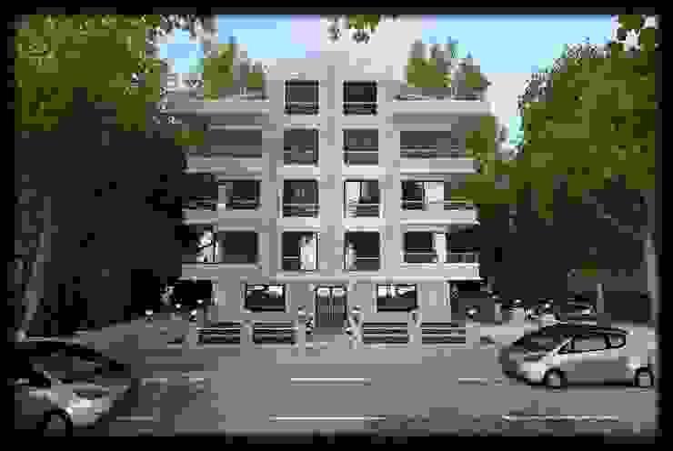 Дома в стиле модерн от ESA PARK İÇ MİMARLIK Модерн