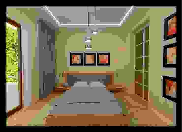 Modern style bedroom by ESA PARK İÇ MİMARLIK Modern