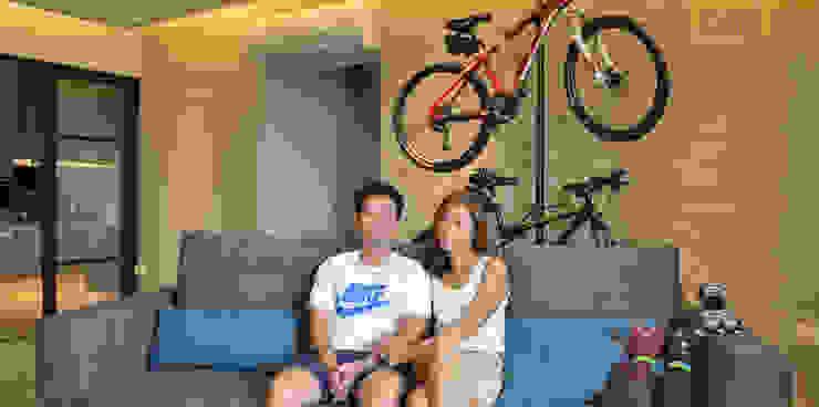 BTO @ Punggolin Hotel Style:   by Designer House