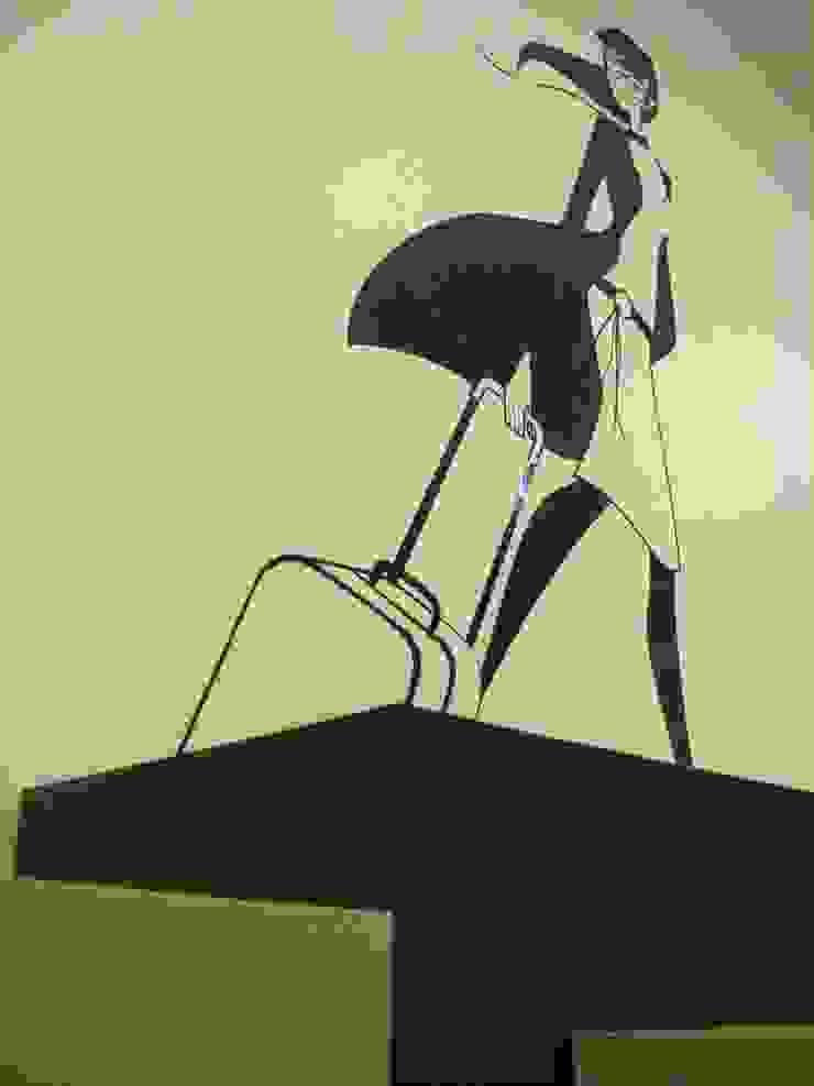 Mobiliario de Loft estudio C.A. Minimalista