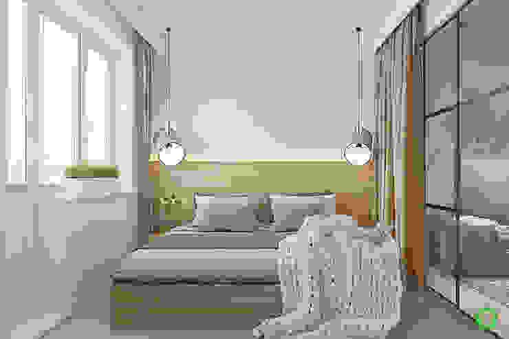 Polygon arch&des의  침실