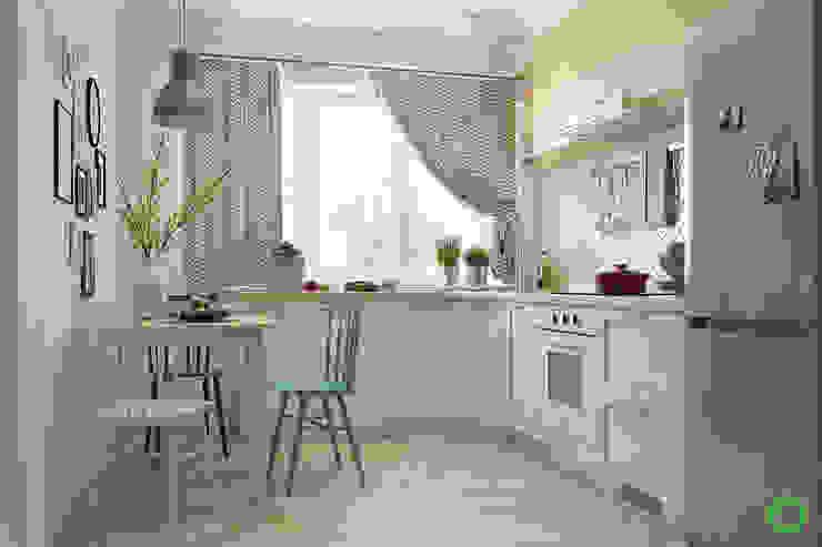 Cucina minimalista di Polygon arch&des Minimalista