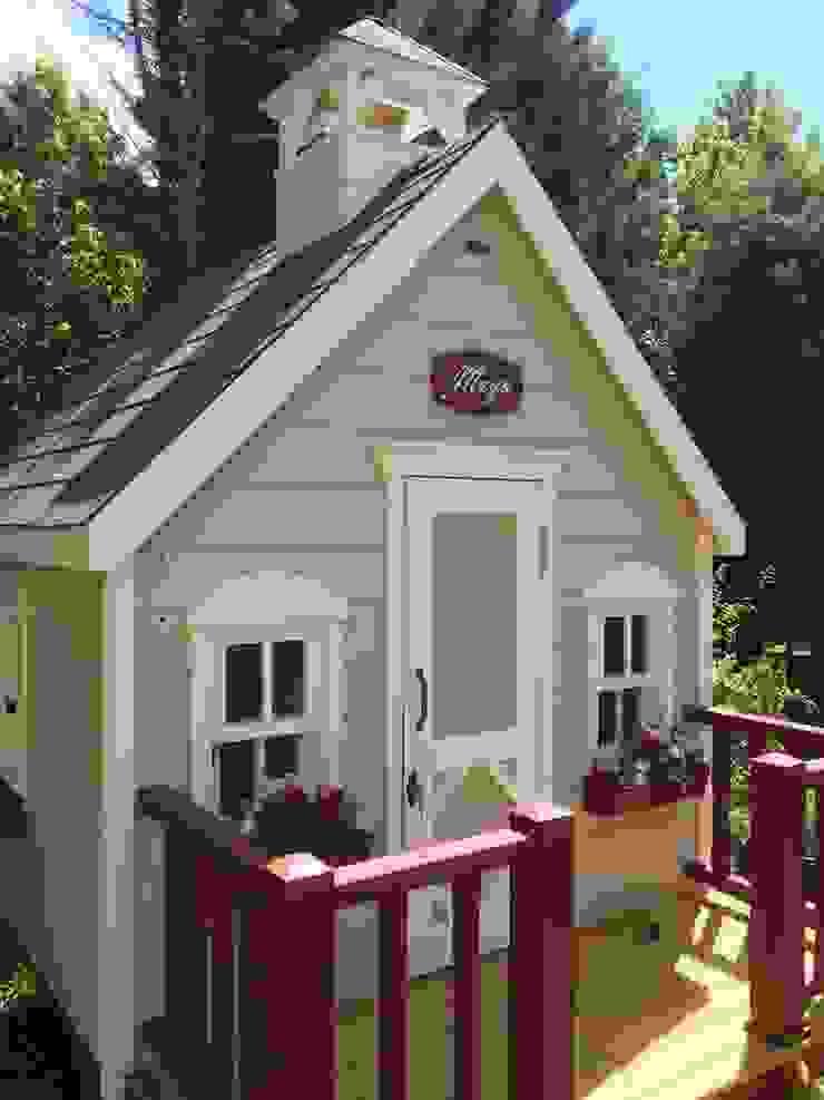 Cottage loft Modern Çocuk Odası Minik Ev Modern