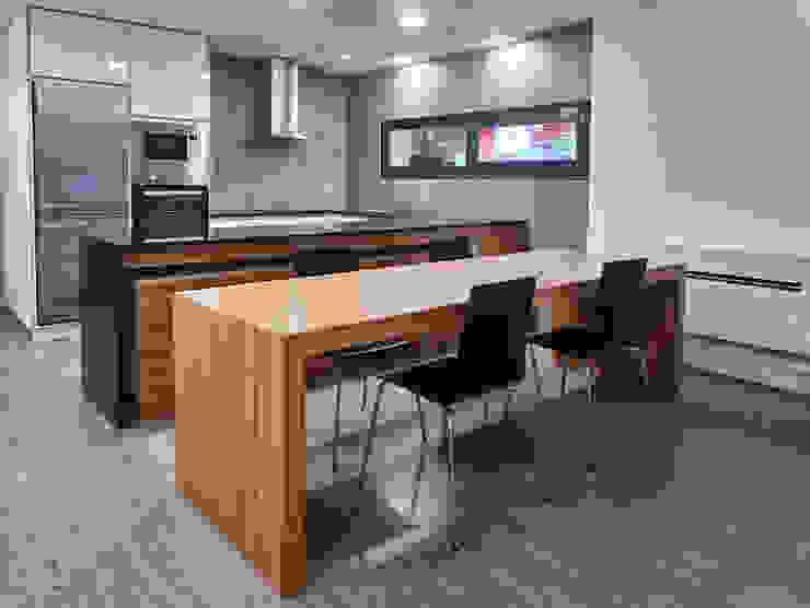 Casa modular ClickHouse Salle à manger moderne