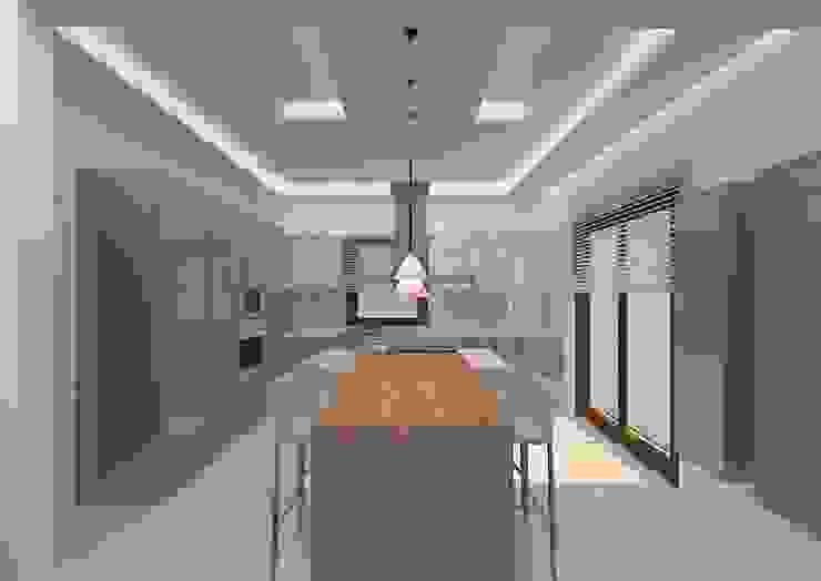 İLK FLORA SİTESİ-KONUT PROJESİ Modern Mutfak VANETTA KÜCHEN Modern