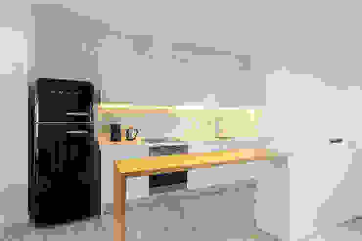 Dapur Minimalis Oleh ISLABAU constructora Minimalis