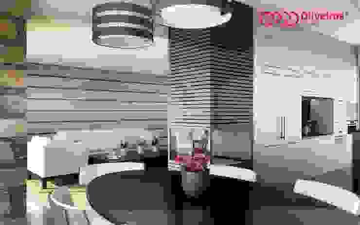 Modern dining room by Oliveiros Grupo Modern