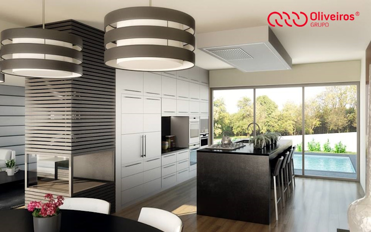 Modern Kitchen by Oliveiros Grupo Modern