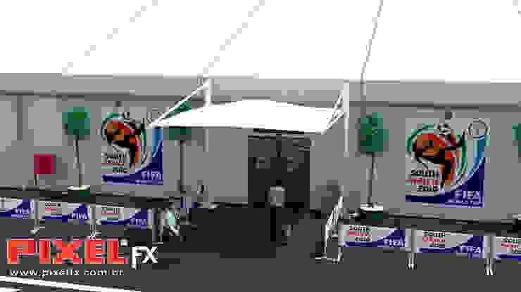 Mundial de Futebol da África do Sul por PIXELfx