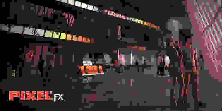 Aeroporto São Paulo - Brasil por PIXELfx