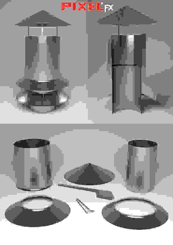 Deflector - design de produto por PIXELfx