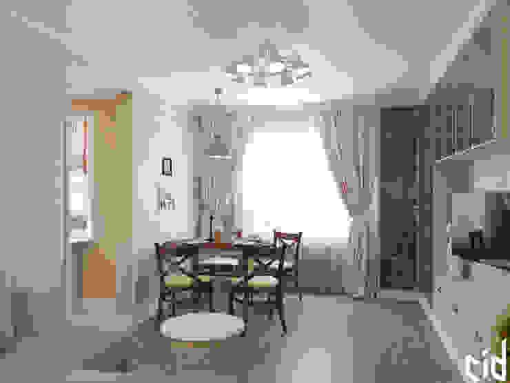 Kırsal Yemek Odası Center of interior design Kırsal/Country
