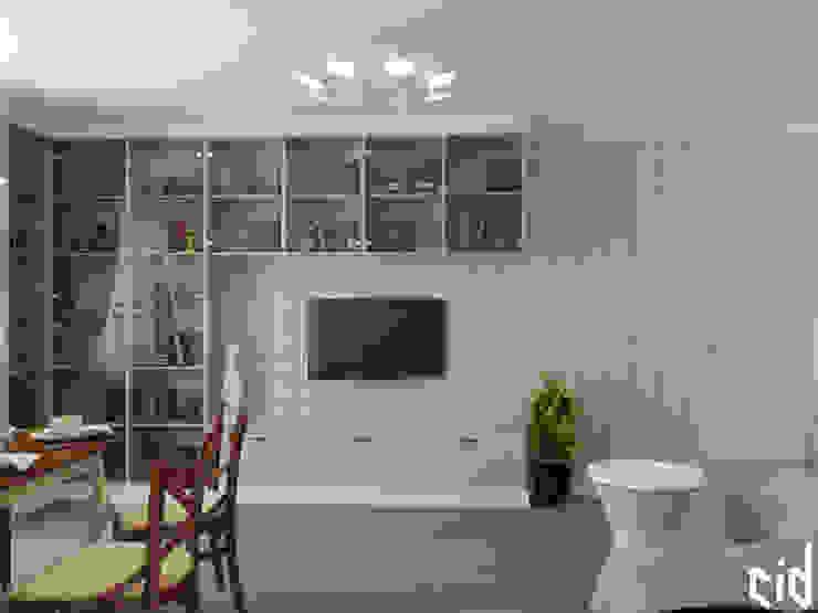 Kırsal Oturma Odası Center of interior design Kırsal/Country