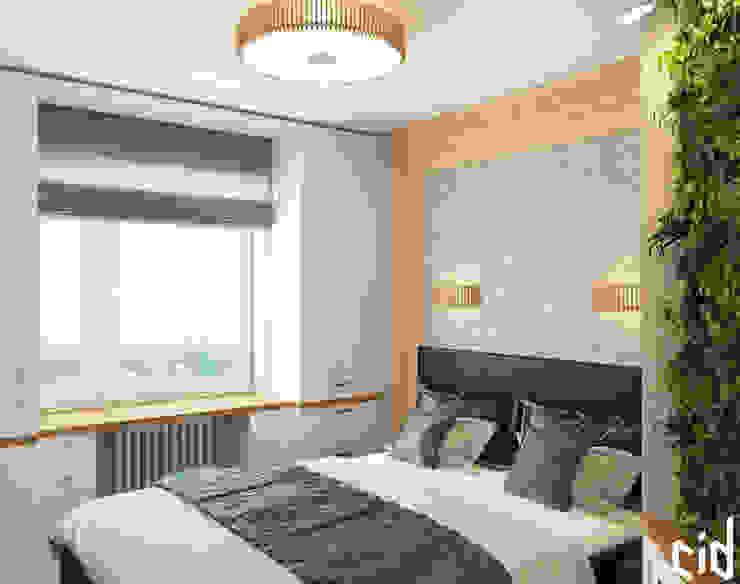 Kırsal Yatak Odası Center of interior design Kırsal/Country