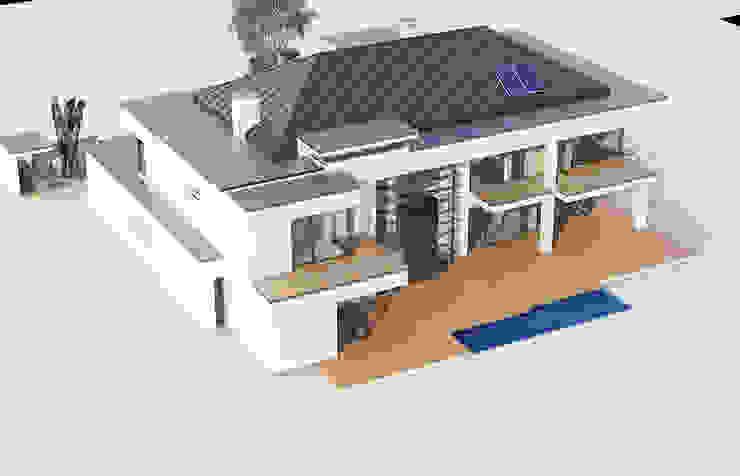 MG Projekt Projekty Domów Modern houses