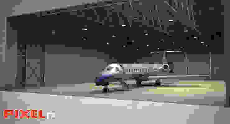 Hangar - Ucrânia por PIXELfx