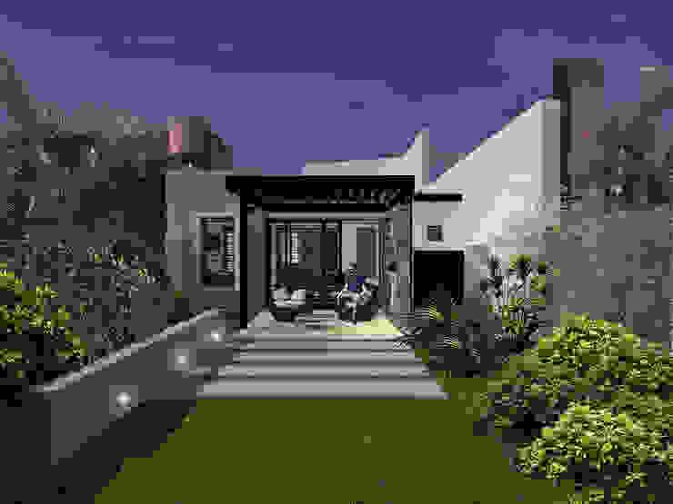 Casas de estilo minimalista de D'ODORICO arquitectura Minimalista