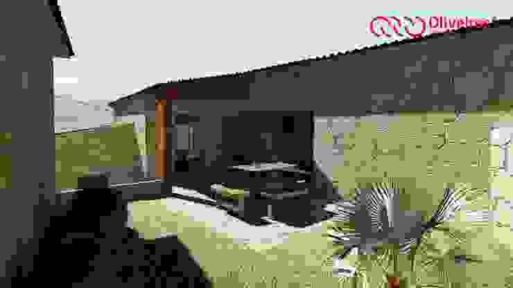 1251-SC-0312 Casas rústicas por Oliveiros Grupo Rústico