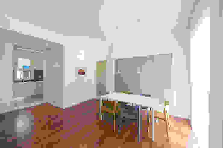 casa S Sala da pranzo moderna di Alessandro Ferro Architetto Moderno