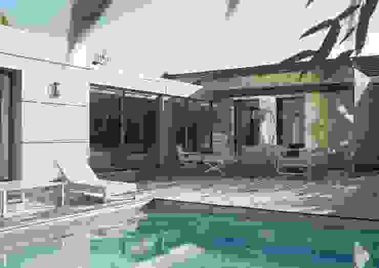 Rumah by YF Aaidg (atelier D'architecture Interieur Et De Design Global