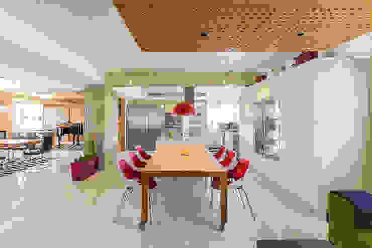 Apartamento 10A Grand Europa - NMD NOMADAS Cocinas de estilo moderno de NMD NOMADAS Moderno