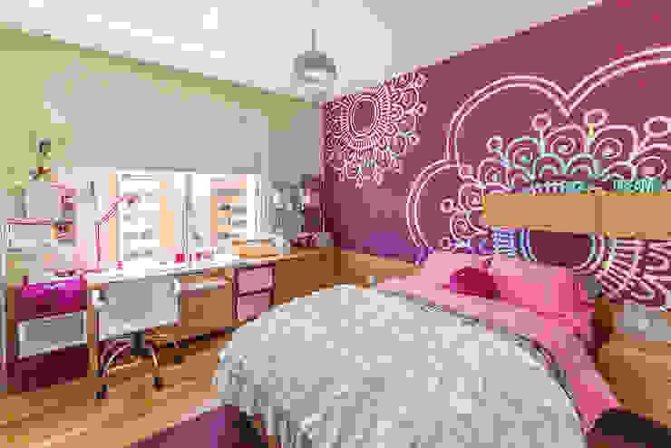 Apartamento 10A Grand Europa - NMD NOMADAS Habitaciones para niños de estilo moderno de NMD NOMADAS Moderno
