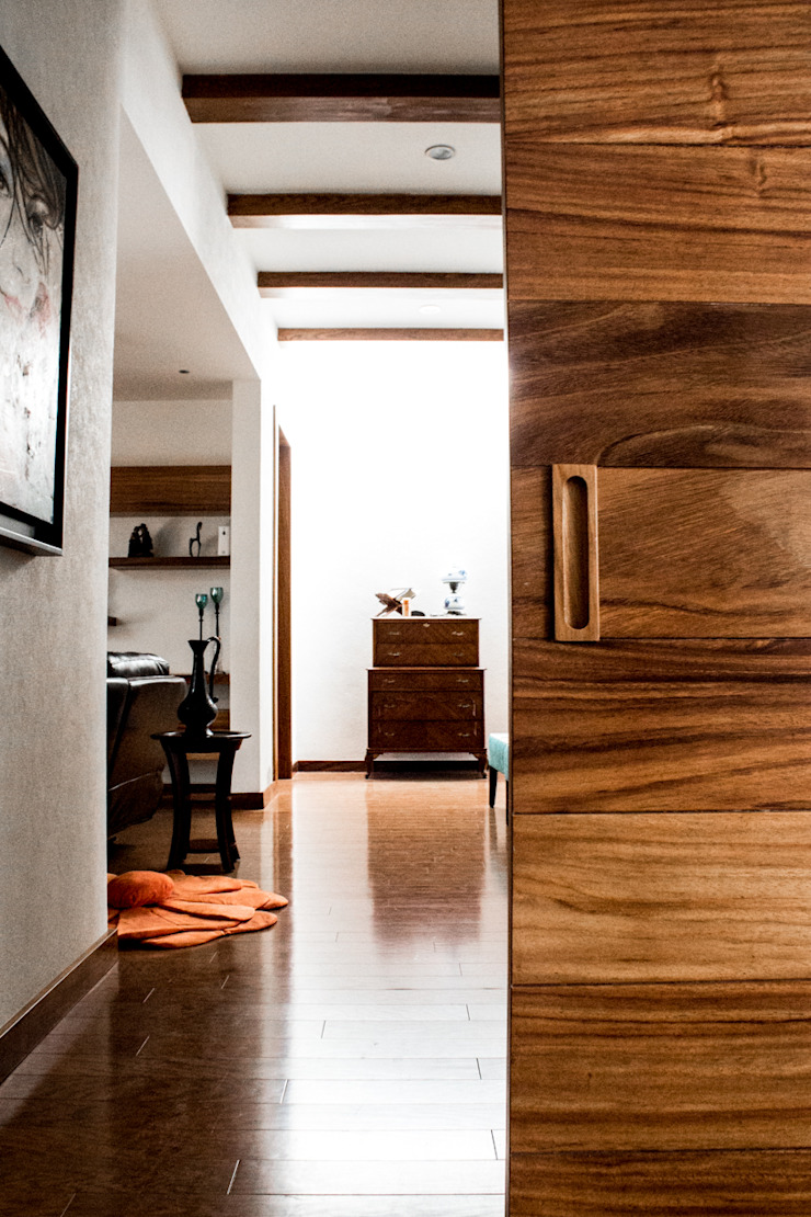 Minimal style window and door by 2M Arquitectura Minimalist