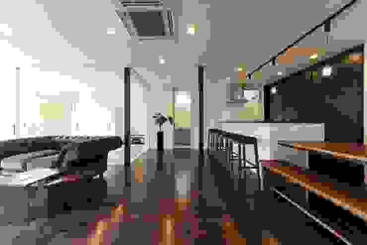 フォーレストデザイン一級建築士事務所 Asian style dining room