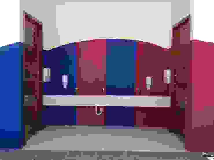 San Felipe Bacalar Instituto Casas modernas de Manuel Aguilar Arquitecto Moderno