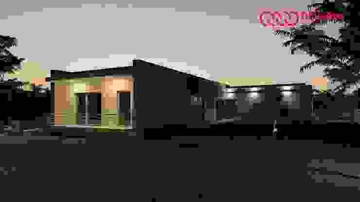 1148-SG-0710 Casas modernas por Oliveiros Grupo Moderno