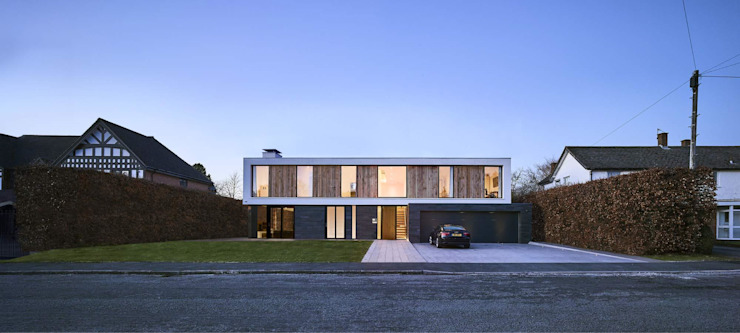 House 134 by Andrew Wallace Architects Мінімалістичний