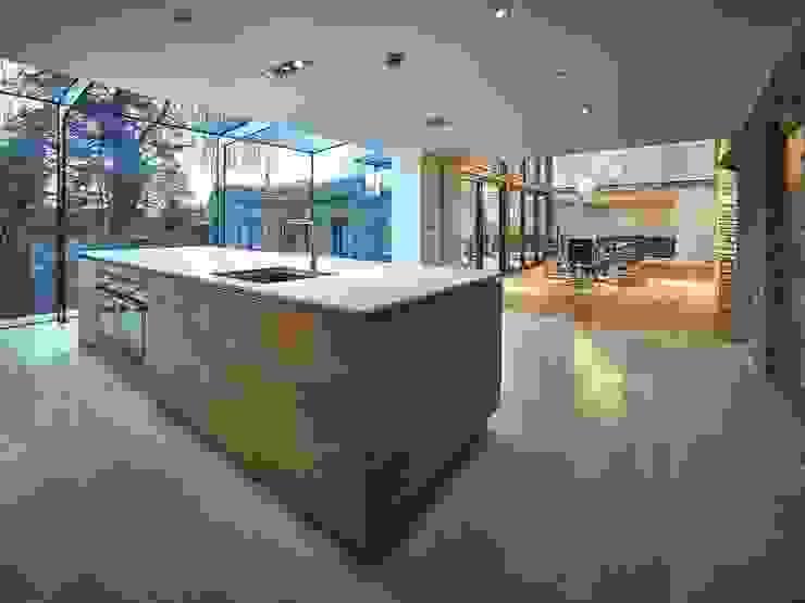 House 141 Nhà bếp phong cách tối giản bởi Andrew Wallace Architects Tối giản