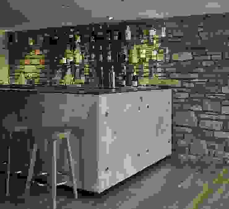 House 141 Phòng khách phong cách tối giản bởi Andrew Wallace Architects Tối giản