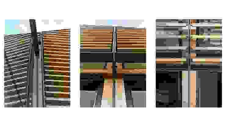 House 141 Tường & sàn phong cách tối giản bởi Andrew Wallace Architects Tối giản