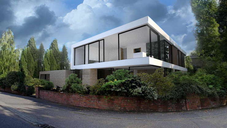 House 146 de Andrew Wallace Architects