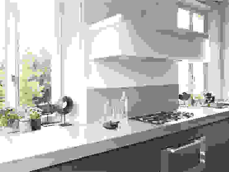 Architetto Silvia Giacobazzi 現代廚房設計點子、靈感&圖片