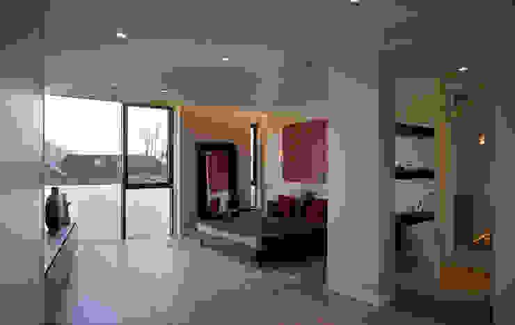 Nutley Terrace Belsize Architects Modern style bedroom