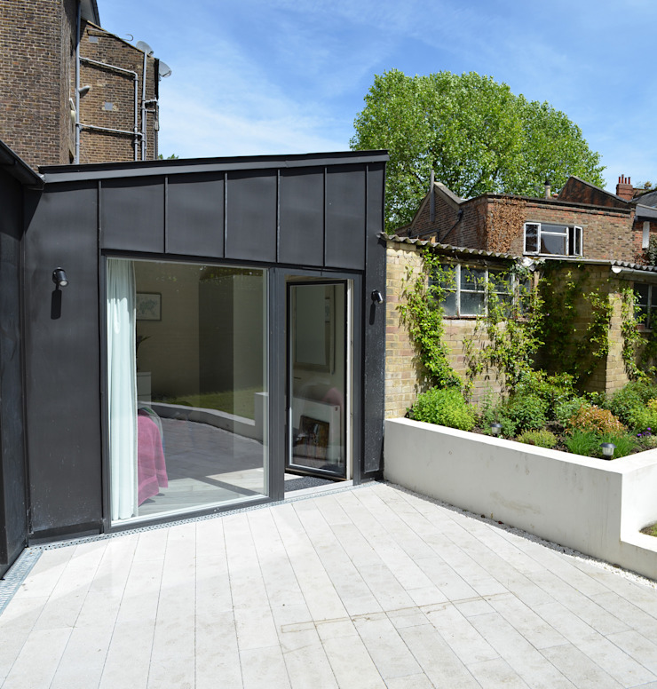 South Hill Park Belsize Architects Modern home